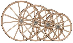 Decorative Wagon Wheels For Sale